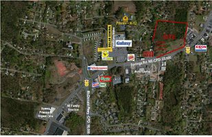 10.8 Acres for sale on Springs Rd