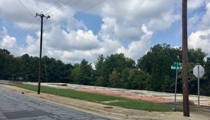 1.78 acres for sale in downtown Hickory
