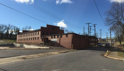 19K SF Industrial Building – Hickory, NC