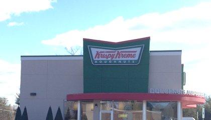 Krispy Kreme Vertical
