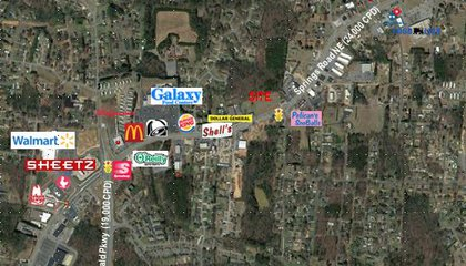 .46 acres for Sale Hickory
