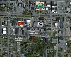 1.8 acres downtown Hickory