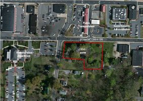 1.8 acres downtown Hickory for sale