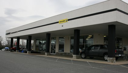 Automotive Showroom for sale