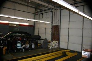 Garage Bays