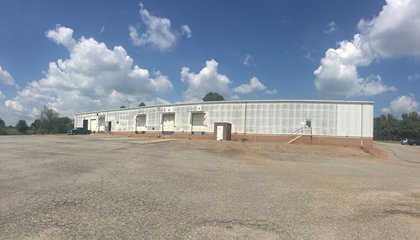 Conover Warehouse for lease