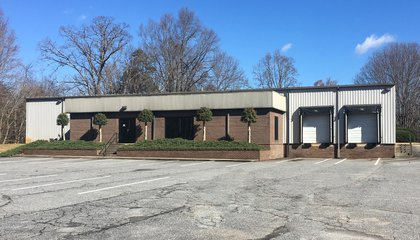 11,200 +/- SF Industrial Building