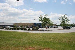 adjacent Wal Mart