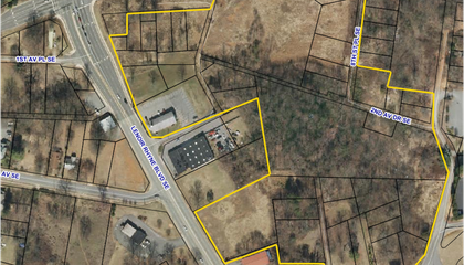 Hardcorner 14.5 acres for sale