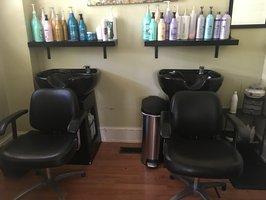 Hair Washing Stations