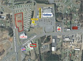 2.22 acres for sale McDonald Pkwy