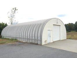 Exterior Storage/Garage