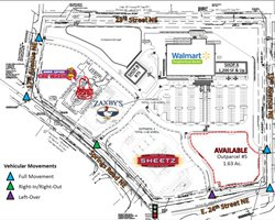 Retail Space and Outparcel for Sale Springs Rd Hickory