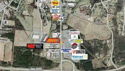 Taylorsville Land for Sale