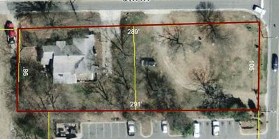 Land for sale in Taylorsville on Hwy 16